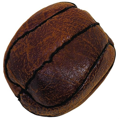 Howard Pet 0430 Dog Toy Basketball Vintage Flat 5& Medium