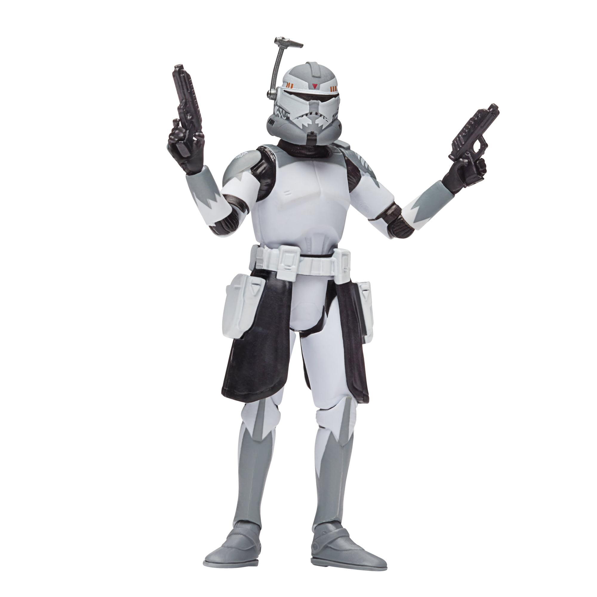 Kenner Star Wars Vintage Collection Clone Commander Wolffe 3.75 Figure In Hand