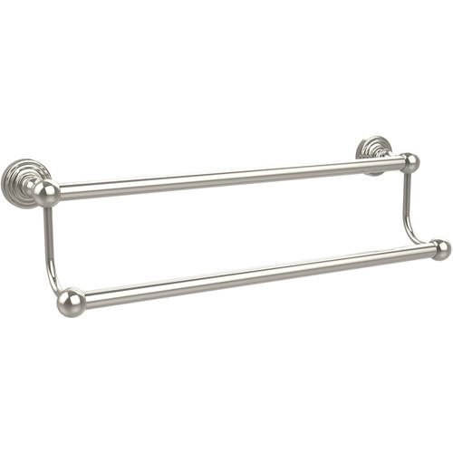 """Waverly Place Collection 36"""" Double Towel Bar (Build to Order)"""