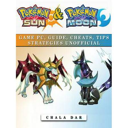 Pokemon Sun & Pokemon Moon Game Pc, Guide, Cheats, Tips Strategies Unofficial - - Sun And Moon Craft Kits