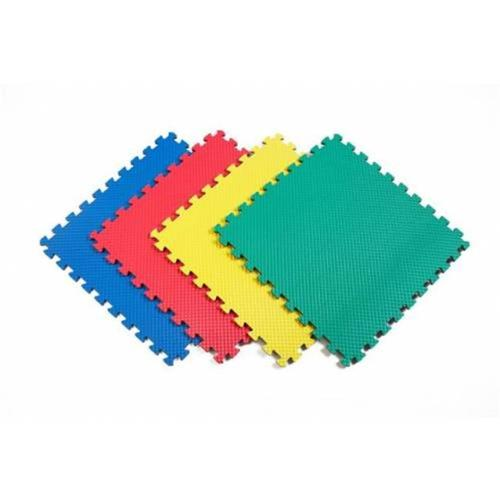 Norsk-Stor 240147 Solid Color Recyclamat Multi-Purpose Foam Flooring- Multi-Color