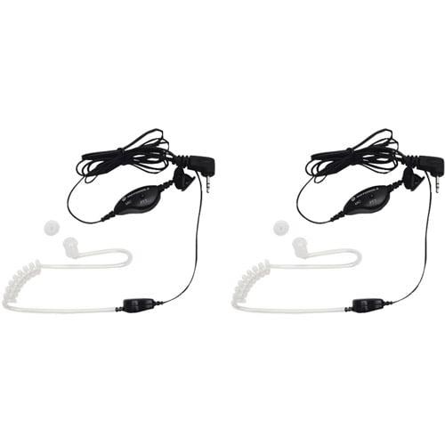 Motorola 1518 Motorola 2-Way Radio Surveillance Headset with PTT Microphone