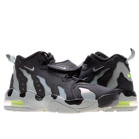 6367cd7f5d10 Nike - Nike Air DT Max 96 (GS) Black Mica Green Boys  Cross Training ...