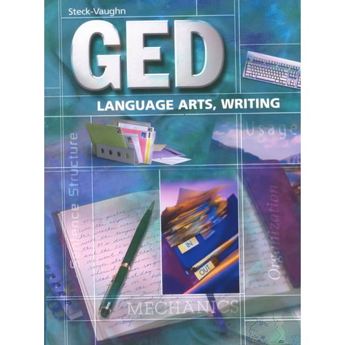 ged essay steck vaughn ged series Austin: steck-vauglui company, 1991 shea james t basic essentials of mathematics book 2: precent : $ z : :is i toti i austin: steck-vaughn company, 1991 tamarkin, kenneth fre-ged social studies skills, chicago: contemporary books, inc, 1987 wiekham, susan breemer un_weting skills.