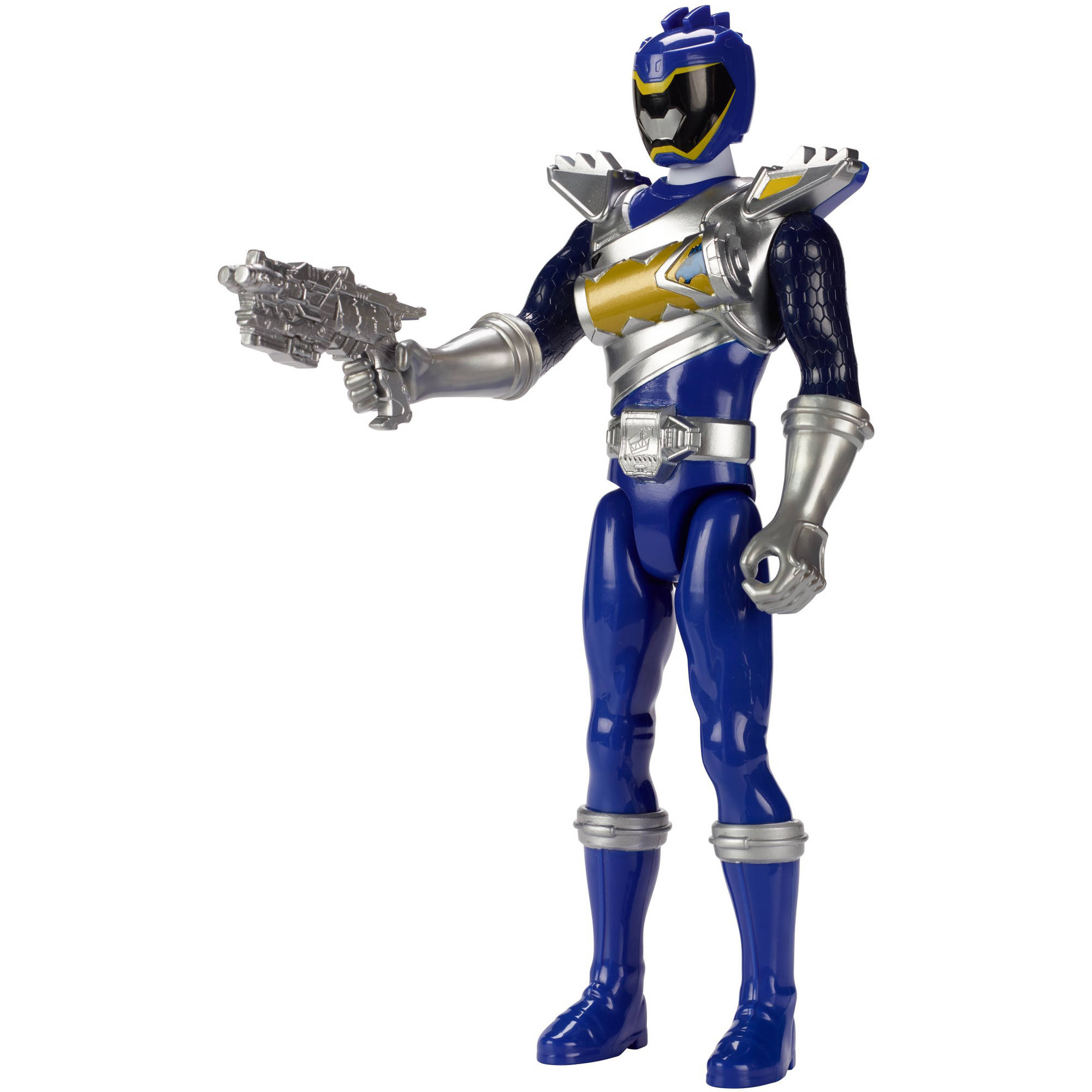 Power Rangers Dino Super Charge Dino Drive Blue Ranger