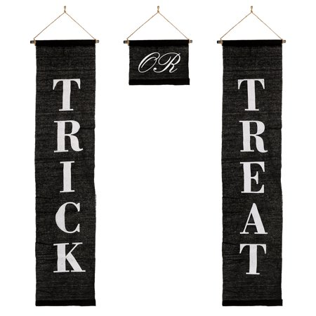 Halloween Haunters Hanging 2-Piece Door Banners - Prop Decoration