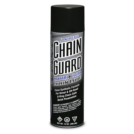 MAXIMA CRYSTAL CLEAR CHAIN LUBE 14 OZ