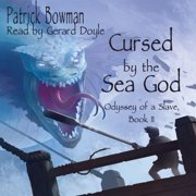 Cursed by the Sea God - Audiobook