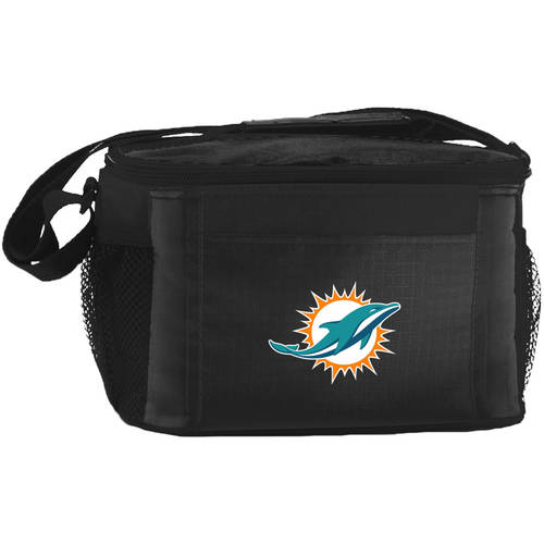 Miami Dolphins 6-Pack Cooler Bag