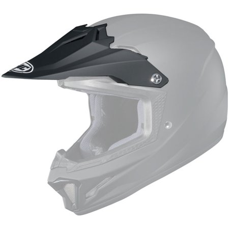 2 Solid Matte - HJC CL-XY 2 Youth Solid Replacement Visor Matte Black