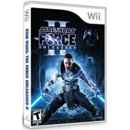 Star Wars The Force Unleashed II - Nintendo Wii (Refurbished) Wii