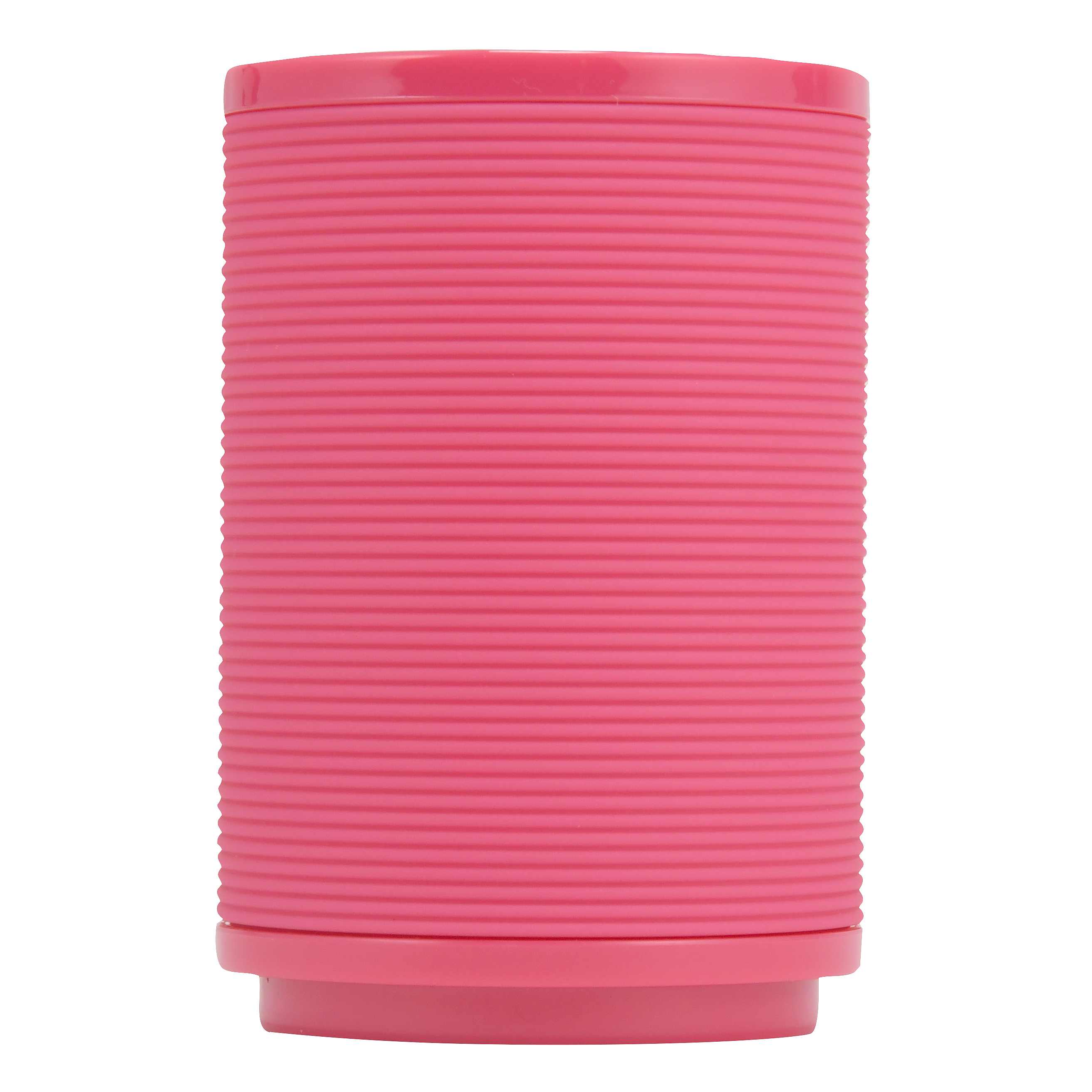 Mainstays Soft Touch Pink Toothbrush Holder, 1 Each