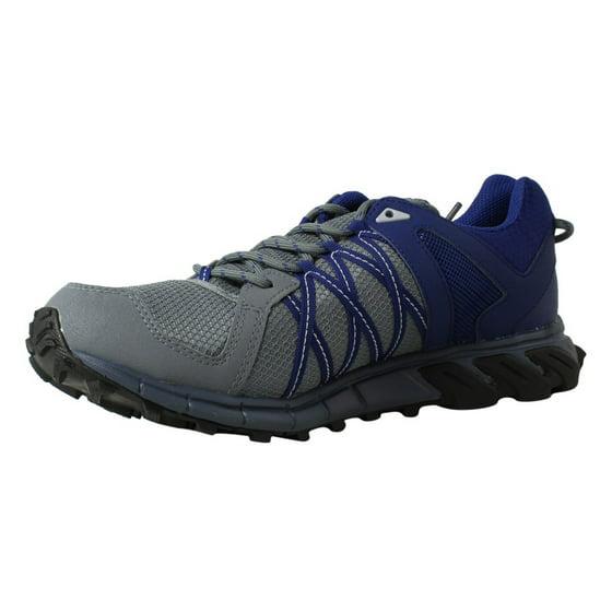 Reebok - Reebok Mens Trailgrip Rs 5.0 Gtx Blue Hiking 59f6404b1