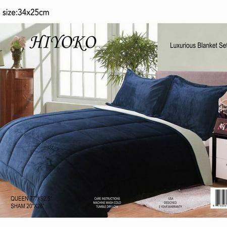 Jcp Hometex Inc  Hiyoko 3 Piece Queen Comforter Set