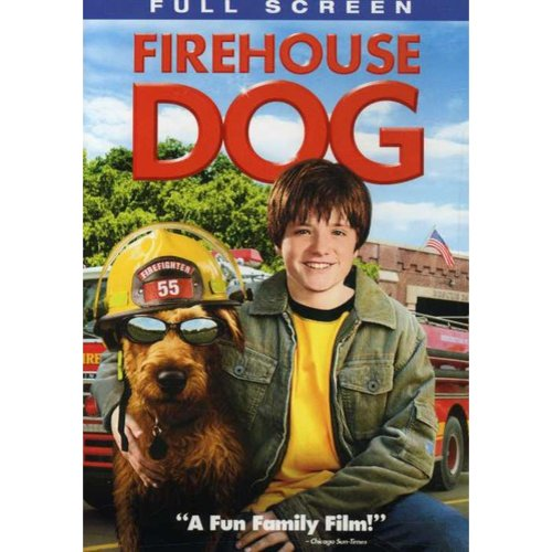 Firehouse Dog (Full Frame)