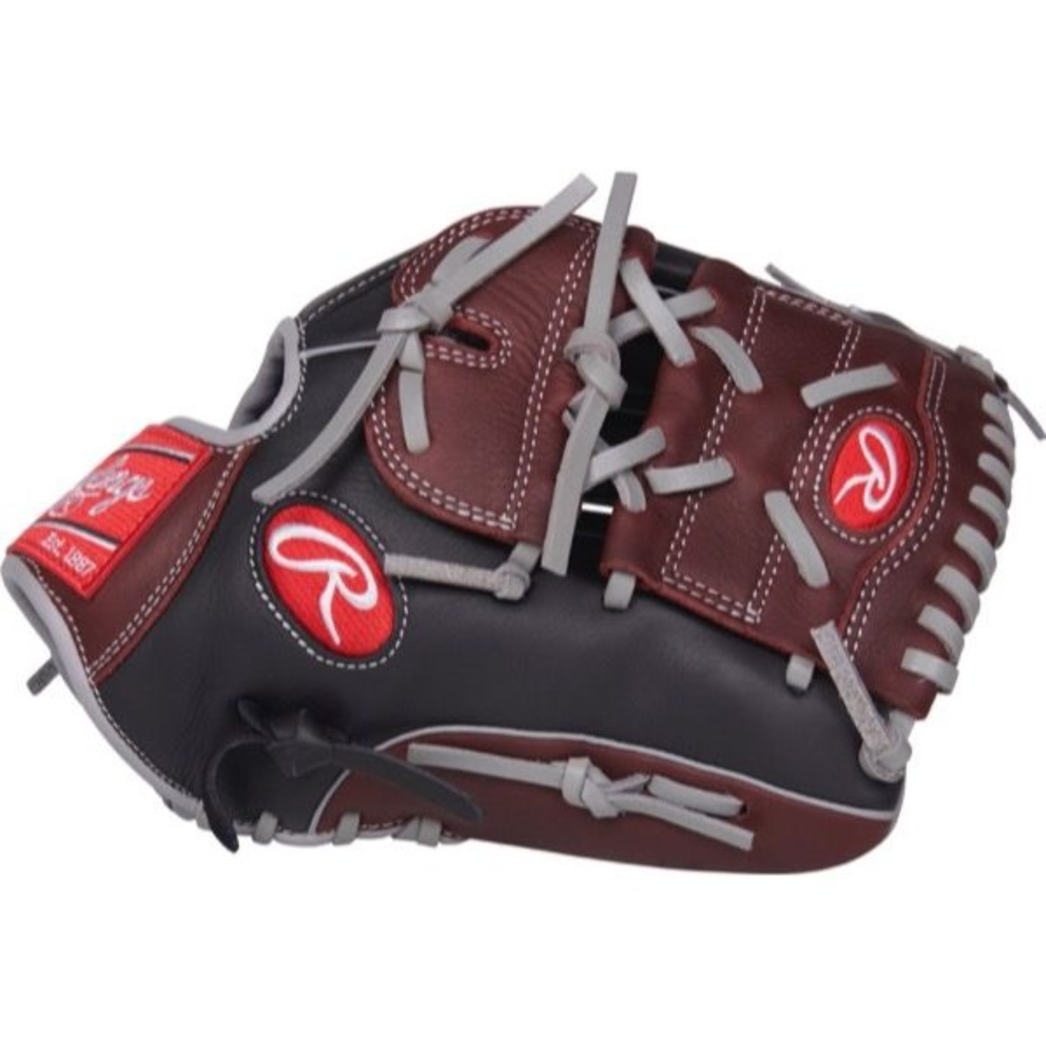 "Rawlings 12"" R9 Series Baseball Glove, Left Hand Throw"
