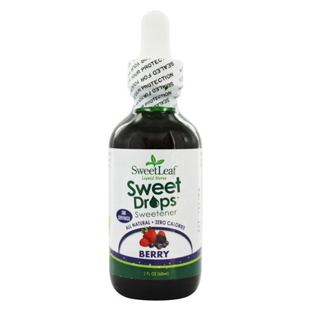 SWEET LEAF SWEET DROPS-STEVIA-BERRY, 2 FL. OZ.