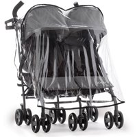 Joovy Twin Groove Ultralight Double Stroller Rain Cover