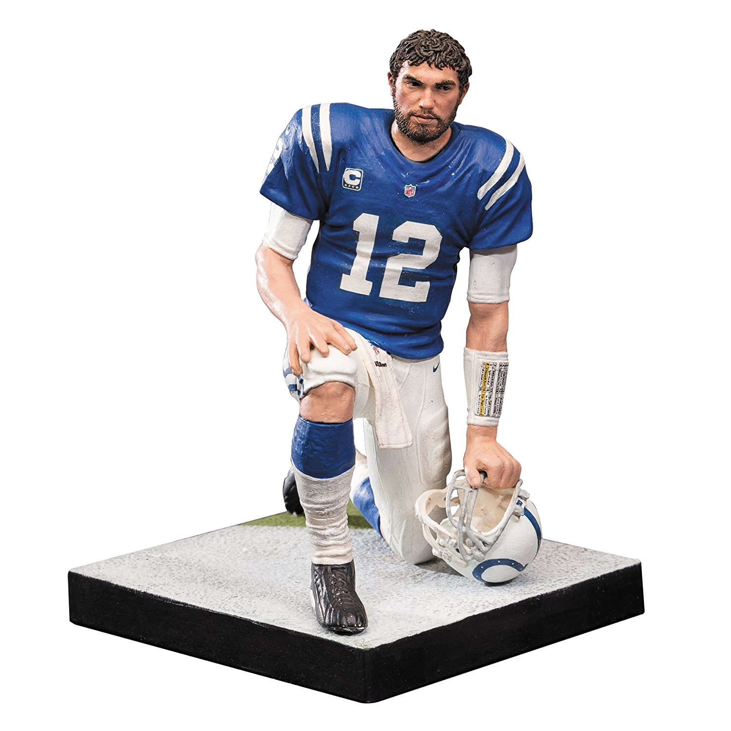 Toys NFL Series 36 Andrew Luck Indianapolis Colts Action Figure By McFarlane Ship from US