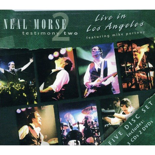 Testimony Two: Live In Los Angeles (Bonus Dvd)