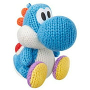 Nintendo Yoshi's Woolly World Series amiibo, Light Blue Yarn Yoshi