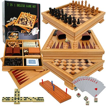 how to set up a backgammon game