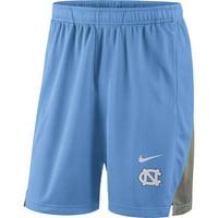 North Carolina Tar Heels Nike Franchise Shorts - Carolina Blue