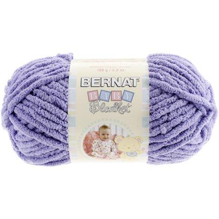 Bernat Baby Blanket Yarn-Lilac - image 1 de 1