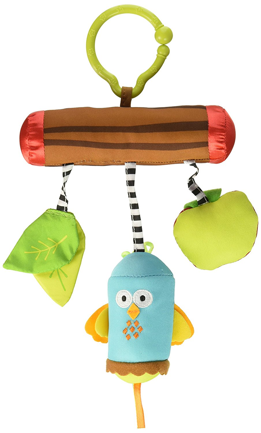 Wind Chimes Clip on Toy, Woodland..., By Tiny Love Ship from US by