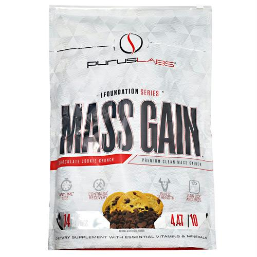 Purus Labs Foundation Series Mass Gain Chocolate Cookie Crunch