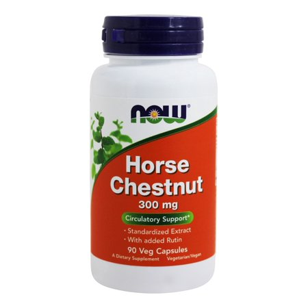 NOW Foods - Horse Chestnut Extract 300 mg. - 90 Capsules