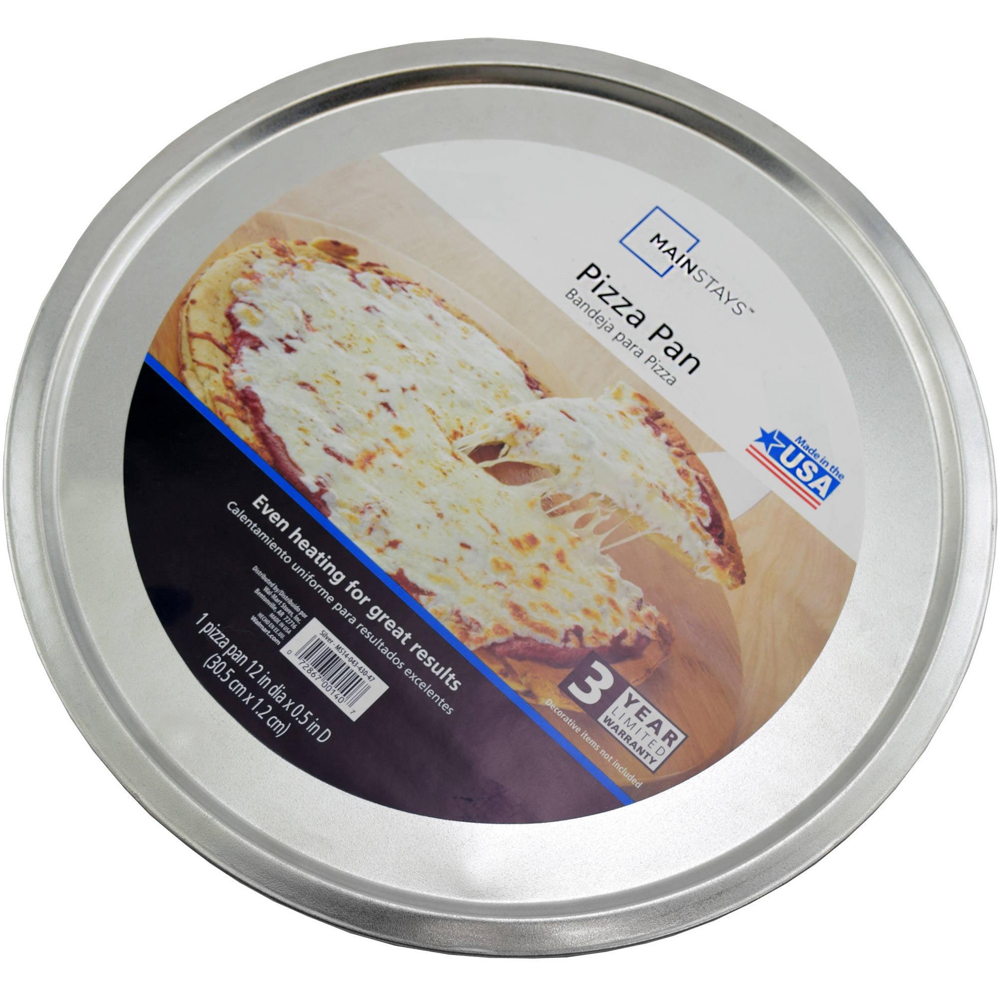 "Mainstays 12"" Pizza Pan"