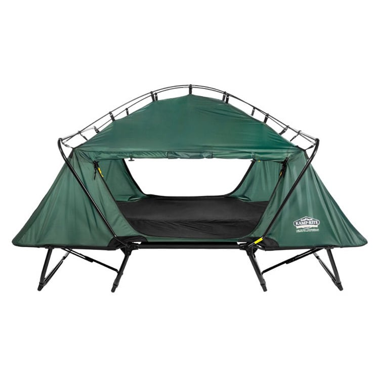 sc 1 st  Walmart & Kamp-Rite TB343 Double Tent Cot with Rainfly - Walmart.com