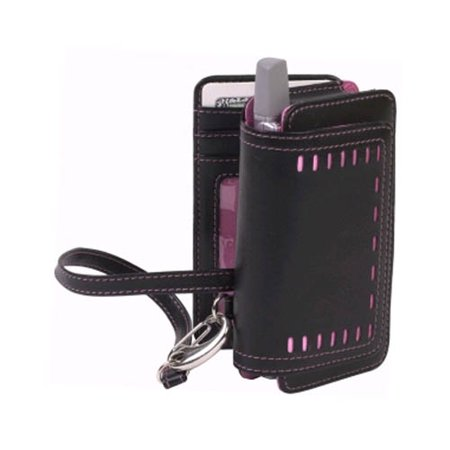 Leather Treo Smartphone - Cellective Case Leather Horizontal Pouch for 8130 xv6700 Katana Treo 700w