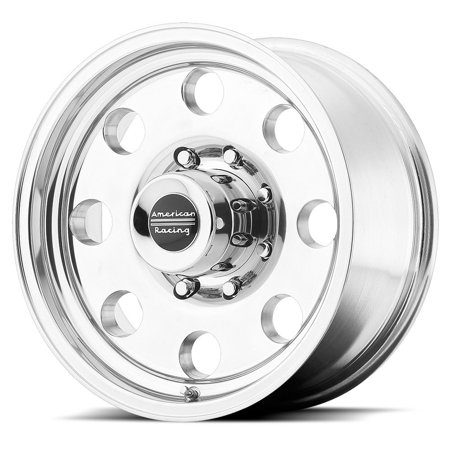 American Racing AR172 Baja 16x8 5x135 +0mm Polished Wheel Rim 16