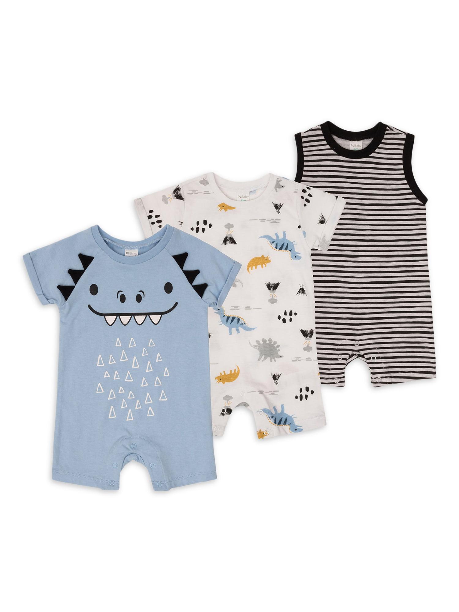 Infant Baby Boys Rompers Sleeveless Cotton Onesie Im A Mechanic Print Jumpsuit Summer Pajamas Bodysuit