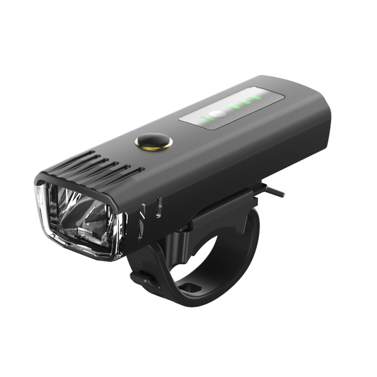 US Waterproof LED Lamp Bike Bicycle Front Head Light Rear Safety Flashlight Set