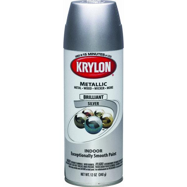 Krylon Metallic Spray Paint