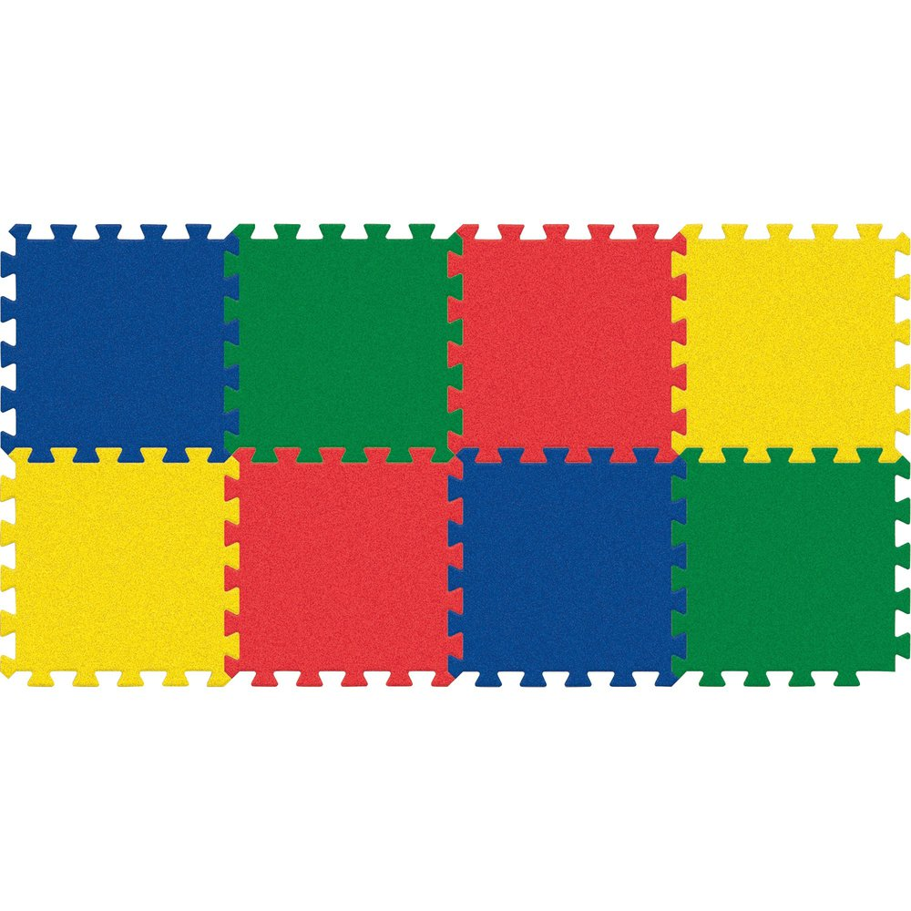 Pacon WonderFoam Color Tiles (ac4355)