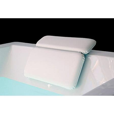 Gorilla Grip Non-Slip Spa Bath Pillow Perfect For Bath Tub & (Jacuzzi Bath Accessories)