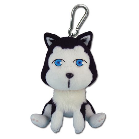 Plush Key Chain - Kuroko's Basketball - New Tetsuya #2 Plush ge37266 - Basketball Key Chains