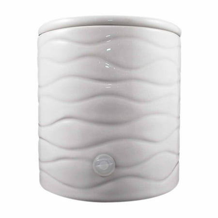 Mainstays Electric Wax Warmer, White (Best Double Wax Warmer)