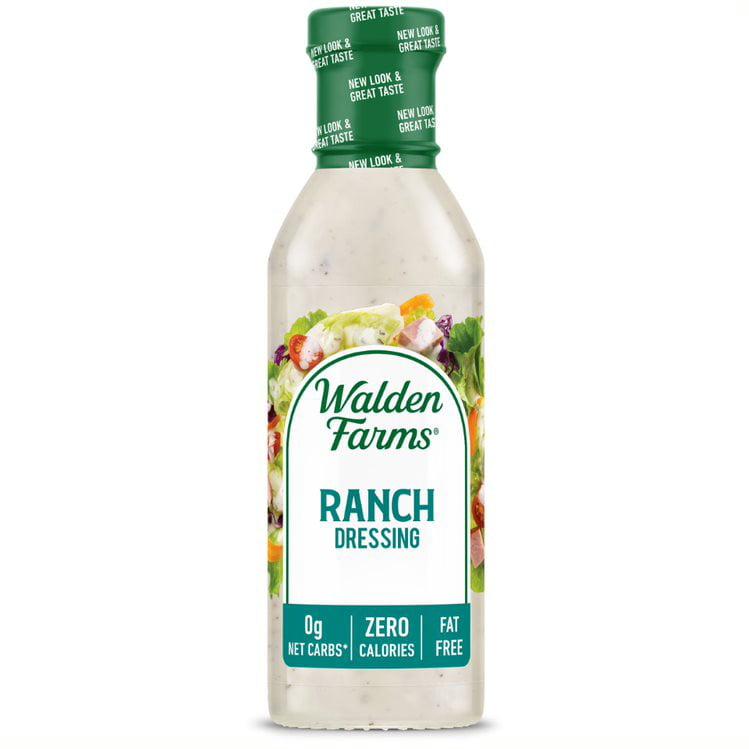 Walden Farms Ranch Dressing, 12 fl oz