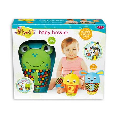 Baby Bowler Age 9 36 Months Walmart Com