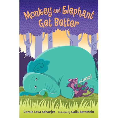 Monkey and Elephant Get Better : Candlewick Sparks (Spank Monkey)
