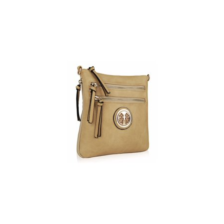MKF Collection Roneeda Crossbody Bag by Mia K. Farrow ()