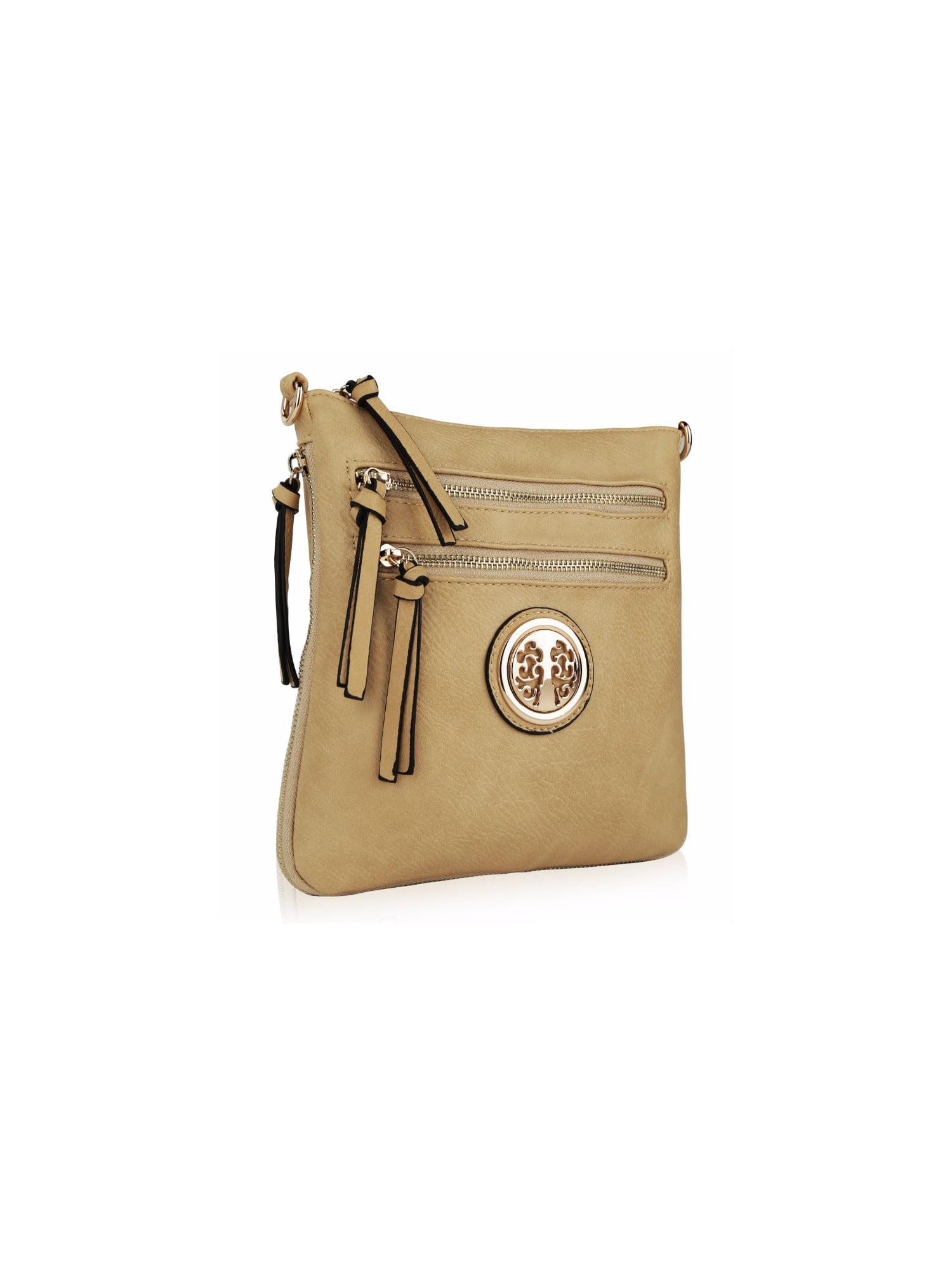 MKF Collection Roneeda Crossbody Bag by Mia K. Farrow