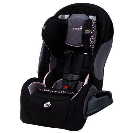 Safety 1st Complete Air™ 65 Convertible Car Seat, Pink Pearl ()