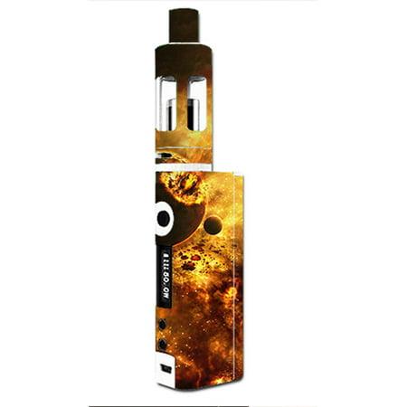 Skin Decal Vinyl Wrap For Kanger Tech Subbox Mini Vape Mod Box / Atomic Clouds Space