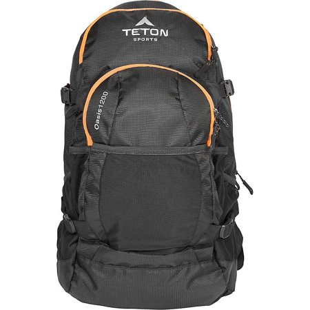 Fox Oasis Hydration Pack - TETON Sports Oasis 1200 Hydration Backpack with Bladder